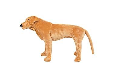 Seisova pehmolelu Labradorinnoutaja XXL vaaleanruskea