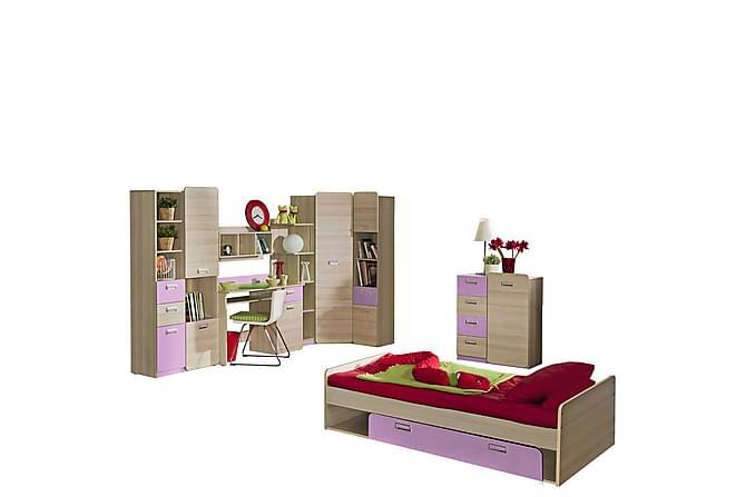 Makuuhuonesetti Lasten Lorento - Sisustustuotteet - Lastenhuoneen sisustus - Lastenhuoneen säilytys