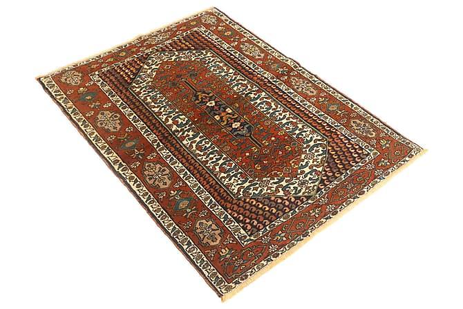 Itämainen matto Beluch 100x135 Persialainen - Ruskea - Sisustustuotteet - Matot - Itämaiset matot