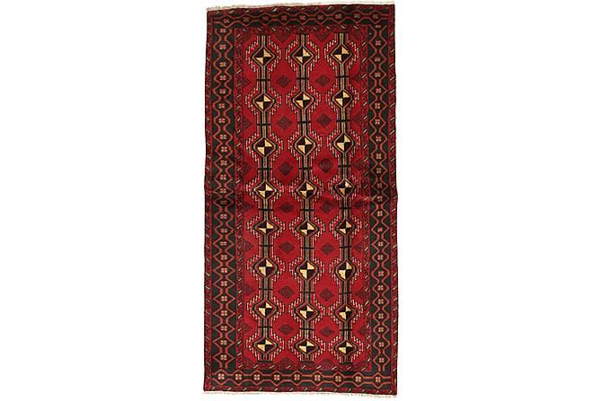 Itämainen matto Beluch 101x208 - Punainen - Sisustustuotteet - Matot - Itämaiset matot