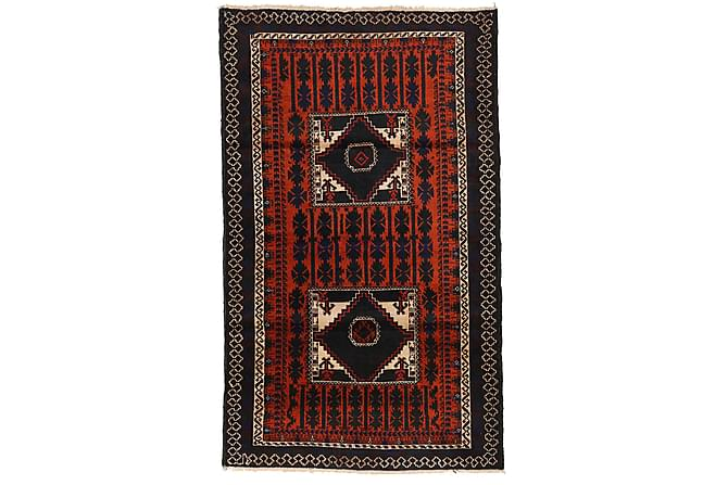 Itämainen matto Beluch 103x172 - Punainen - Sisustustuotteet - Matot - Itämaiset matot