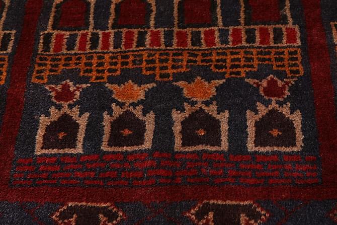 Itämainen matto Beluch 84x140 - Monivärinen - Sisustustuotteet - Matot - Itämaiset matot