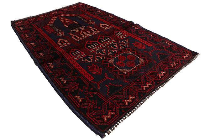 Itämainen matto Beluch 92x136 - Punainen - Sisustustuotteet - Matot - Itämaiset matot
