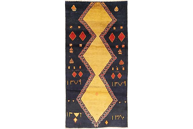 Itämainen matto Gabbeh 111x224 Persialainen - Monivärinen - Sisustustuotteet - Matot - Itämaiset matot