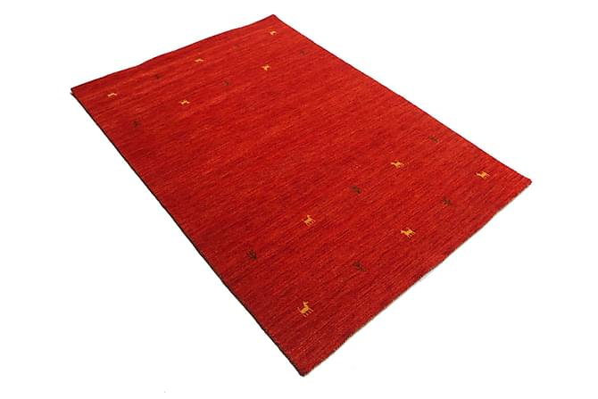 Itämainen matto Gabbeh 140x200 - Punainen - Sisustustuotteet - Matot - Itämaiset matot