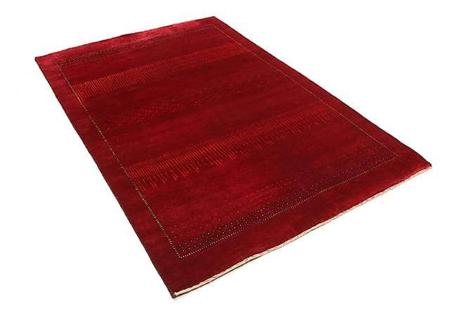 Itämainen matto Gabbeh 145x205 - Punainen - Sisustustuotteet - Matot - Itämaiset matot