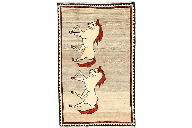 Itämainen matto Ghashghai 110x180 Persialainen - Monivärinen - Sisustustuotteet - Matot - Itämaiset matot