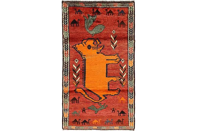 Itämainen matto Ghashghai 110x202 Persialainen - Monivärinen - Sisustustuotteet - Matot - Itämaiset matot