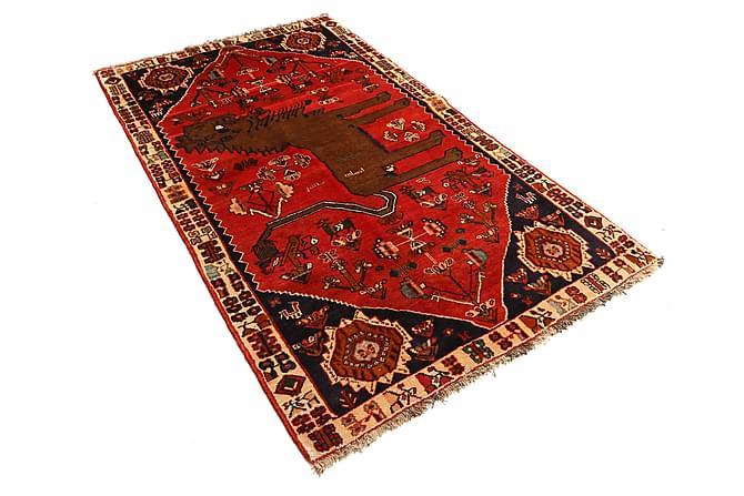 Itämainen matto Ghashghai 130x220 Persialainen - Punainen - Sisustustuotteet - Matot - Itämaiset matot