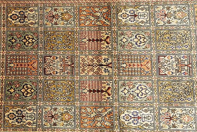 Itämainen matto Ghom 77x120 - Monivärinen - Sisustustuotteet - Matot - Itämaiset matot