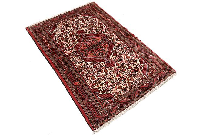Itämainen matto Hamadan 105x150 Persialainen - Punainen - Sisustustuotteet - Matot - Itämaiset matot