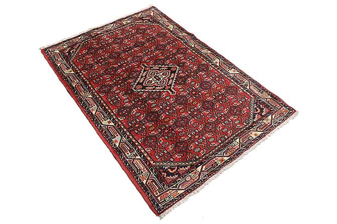 Itämainen matto Hamadan 110x150 Persialainen - Punainen - Sisustustuotteet - Matot - Itämaiset matot