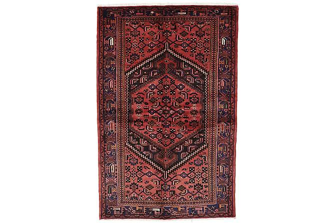 Itämainen matto Hamadan 141x220 Persialainen - Punainen - Sisustustuotteet - Matot - Itämaiset matot