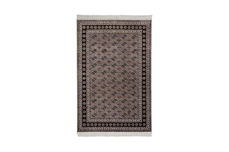 Itämainen matto Kashmir 130x190 Viskoosi - Harmaa - Sisustustuotteet - Matot - Itämaiset matot