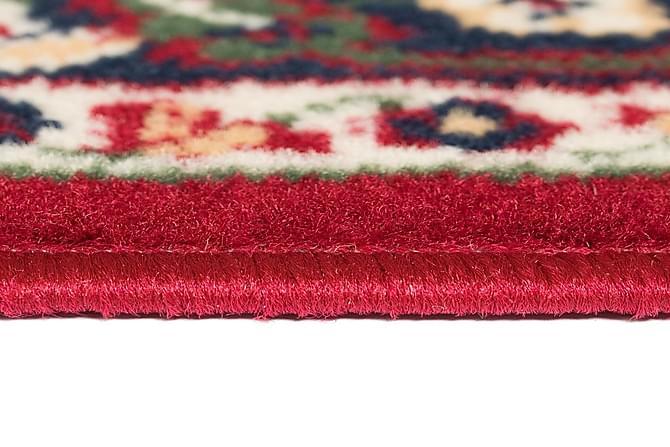 Itämainen matto Persialainen tyyli 160x230 cm punainen/beige - Monivärinen - Sisustustuotteet - Matot - Itämaiset matot