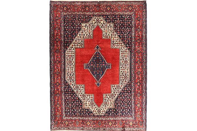 Itämainen matto Senneh 127x170 Persialainen - Punainen - Sisustustuotteet - Matot - Itämaiset matot