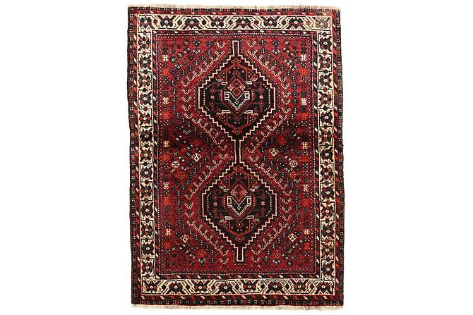 Itämainen matto Shiraz 108x148 Persialainen - Punainen - Sisustustuotteet - Matot - Itämaiset matot