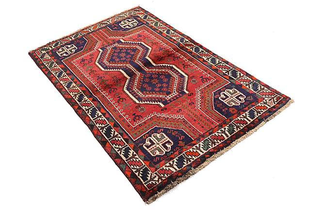 Itämainen matto Shiraz 111x162 - Punainen - Sisustustuotteet - Matot - Itämaiset matot