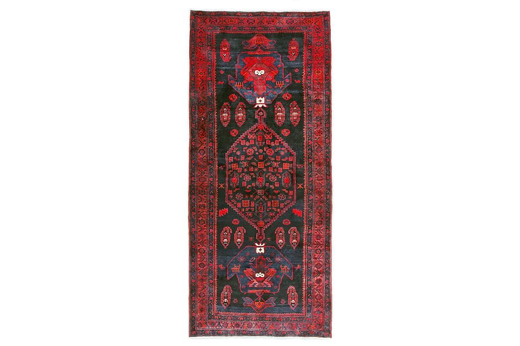 Käsinsolmittu Persialainen matto 150x335 cm Kelim - Punainen/Tummansininen - Sisustustuotteet - Matot - Itämaiset matot