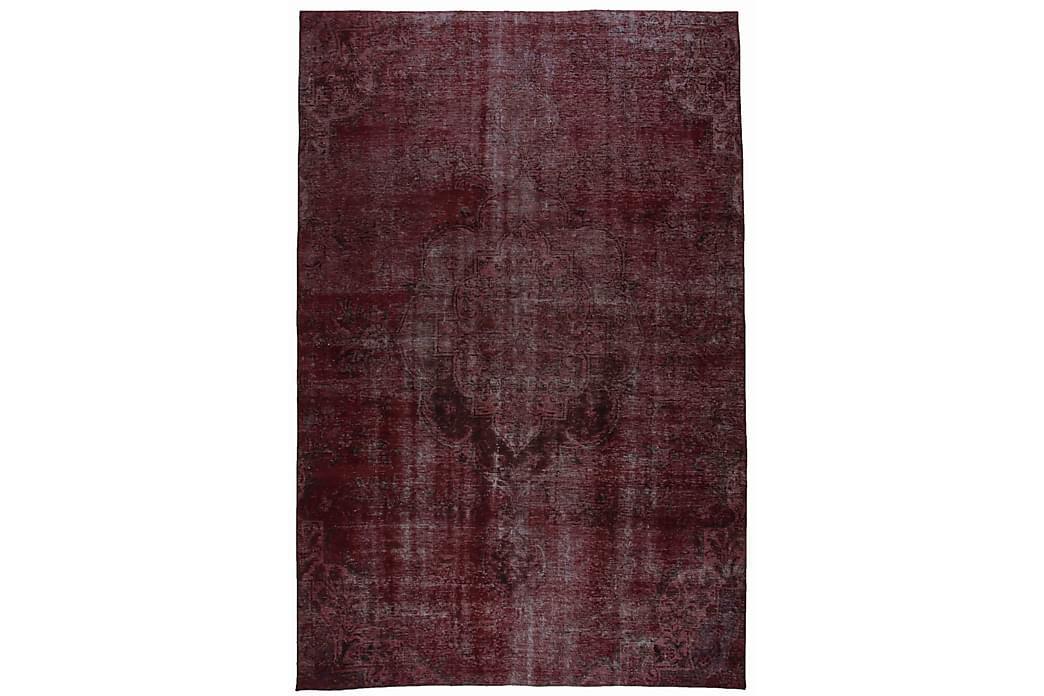 Käsinsolmittu Persialainen matto 204x310 cm Vintage - Punainen - Sisustustuotteet - Matot - Itämaiset matot