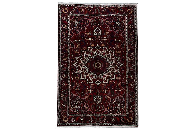 Käsinsolmittu persialainen matto 210x315 cm - Punainen/Ruskea - Sisustustuotteet - Matot - Itämaiset matot