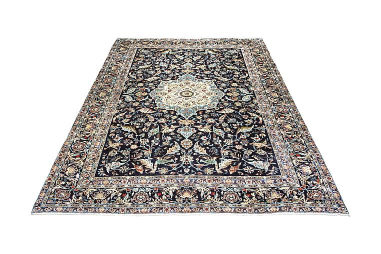 Käsinsolmittu persialainen matto 288x388 cm - Tummansininen - Sisustustuotteet - Matot - Itämaiset matot