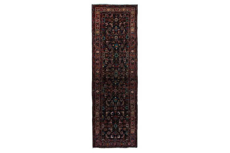 Käsinsolmittu Persialainen matto 99x328 cm - Tummansininen / Punainen - Sisustustuotteet - Matot - Itämaiset matot