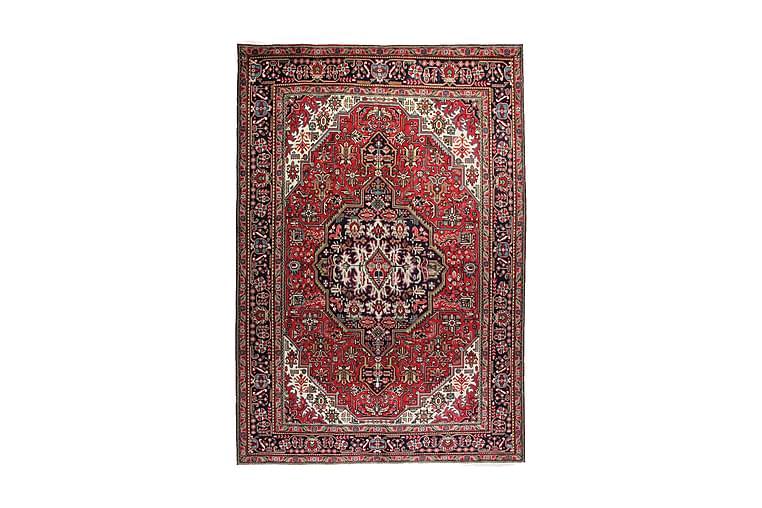Käsinsolmittu Persialainen Patina matto 203x297 cm - Punainen/Tummansininen - Sisustustuotteet - Matot - Itämaiset matot