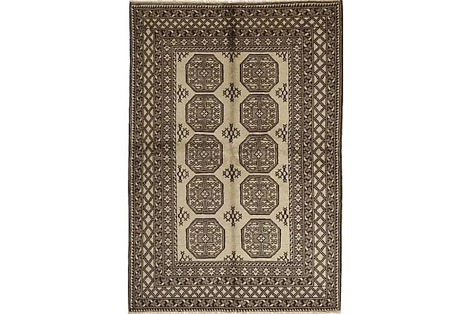 Matto Afghan 165x243 Suuri - Ruskea - Sisustustuotteet - Matot - Itämaiset matot