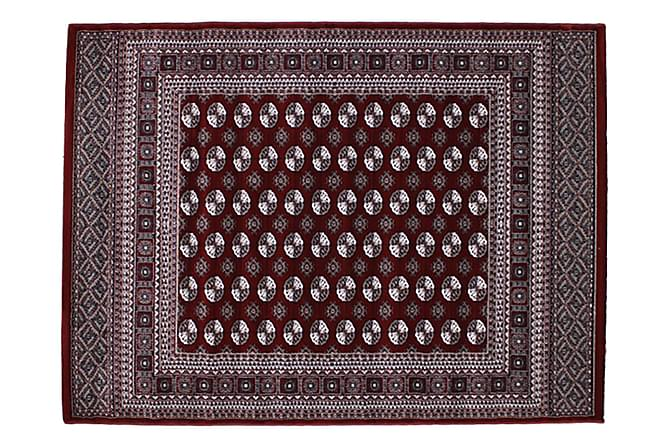 Matto Anandi 140x195 - Punainen - Sisustustuotteet - Matot - Itämaiset matot