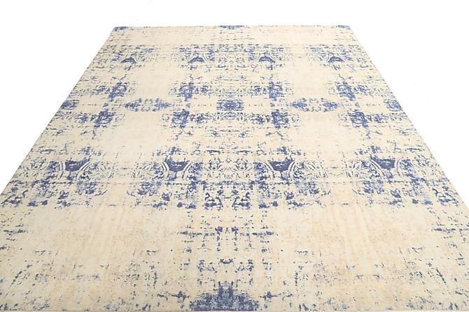 Matto Lazise 253x299 Suuri - Sininen/Valkoinen - Sisustustuotteet - Matot - Itämaiset matot