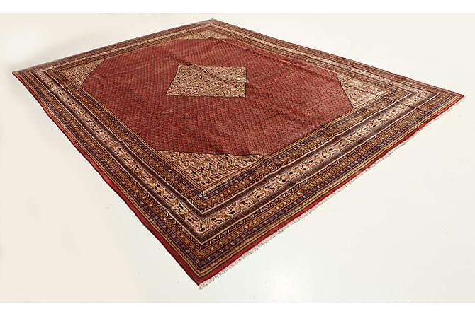 Matto Sarough 305x400 Suuri - Ruskea/Punainen - Sisustustuotteet - Matot - Itämaiset matot