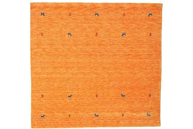 Suuri Matto Gabbeh 200x200 - Oranssi - Sisustustuotteet - Matot - Itämaiset matot