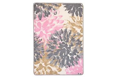 Hestia Sinikko käytävämatto 80 x 300 cm pinkki