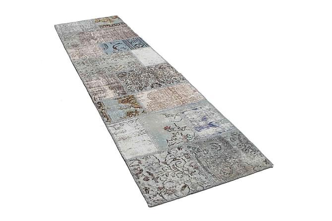 Käytävämatto Black & White 80x301 Suuri Moderni - Monivärinen - Sisustustuotteet - Matot - Käytävämatot