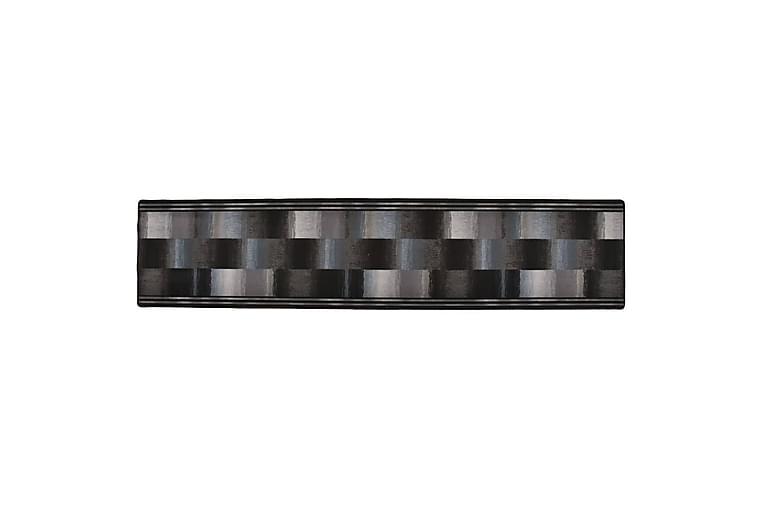 Käytävämatto geelipohja musta 67x400 cm - Sininen - Sisustustuotteet - Matot - Käytävämatot