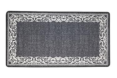 Hestia Hilla käytävämatto 80 x 400cm harmaa