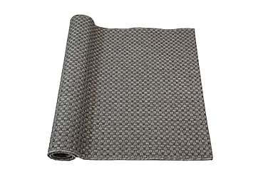 Käytävämatto Kelly 80x150 v.hopea