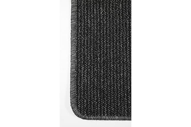 Käytävämatto Sprint 80x300 musta - Jysmä - Sisustustuotteet - Matot - Käytävämatot