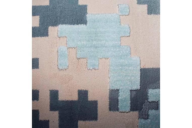 Matto Diamond Kerma/Sininen 80x150 - Pierre Cardin - Sisustustuotteet - Matot - Käytävämatot