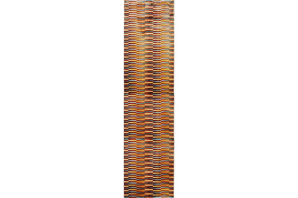 Matto Diamond Punainen/Keltainen 80x300 - Pierre Cardin - Sisustustuotteet - Matot - Käytävämatot