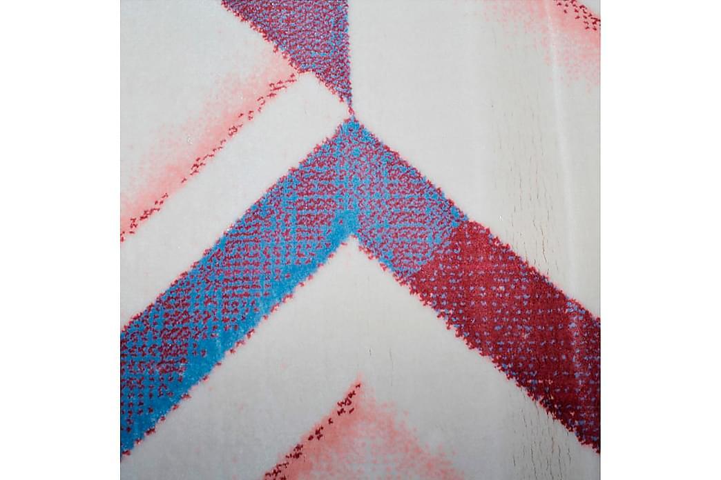 Matto Pierre Cardin Diamond 80x150 - Punainen - Sisustustuotteet - Matot - Käytävämatot