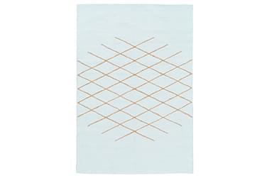 Matto Sarastus 160x230 cm vaaleansininen
