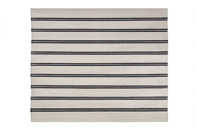 Puuvillamatto Pispala 80x150 cm Harmaa - Hestia - Sisustustuotteet - Matot - Käytävämatot