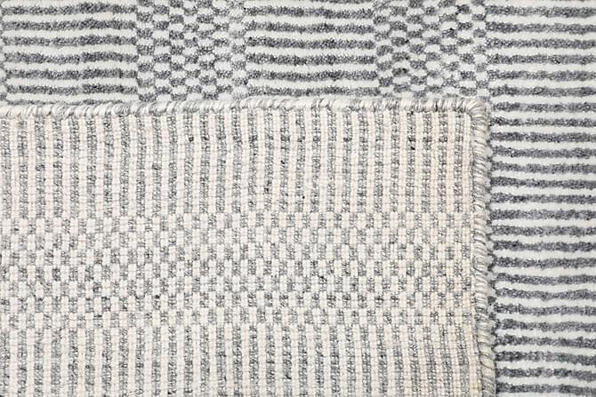 Suuri Matto Bambu 190x240 - Harmaa - Sisustustuotteet - Matot - Käytävämatot