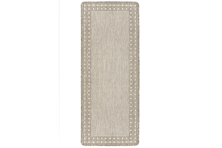 Yleismatto Flex 75x350 cm Beige - Hestia - Sisustustuotteet - Matot - Käytävämatot