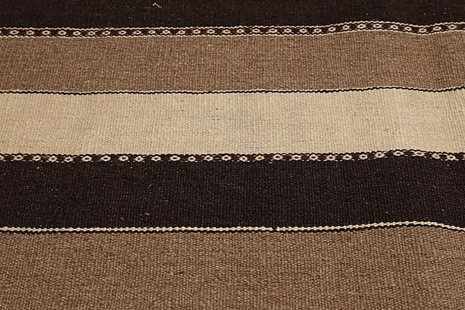 Itämainen Kelimmatto 129x197 - Beige/Musta - Sisustustuotteet - Matot - Kelim-matot