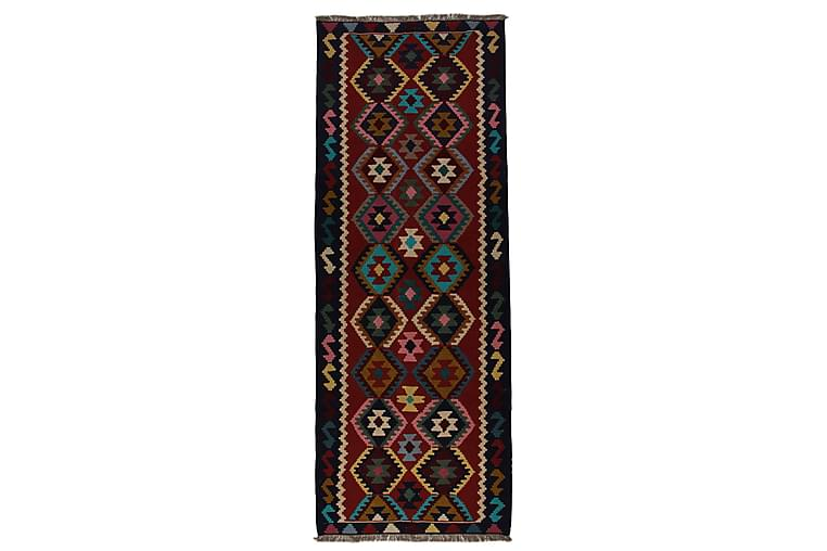 Käsinsolmittu Persialainen matto 102x283 cm Kelim - Monivärinen - Sisustustuotteet - Matot - Kelim-matot