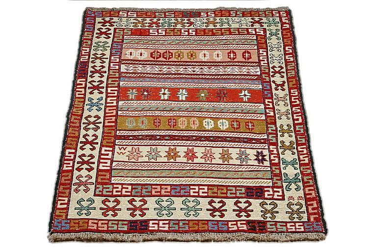 Käsinsolmittu Persialainen matto 97x143 cm Kelim - Monivärinen - Sisustustuotteet - Matot - Kelim-matot