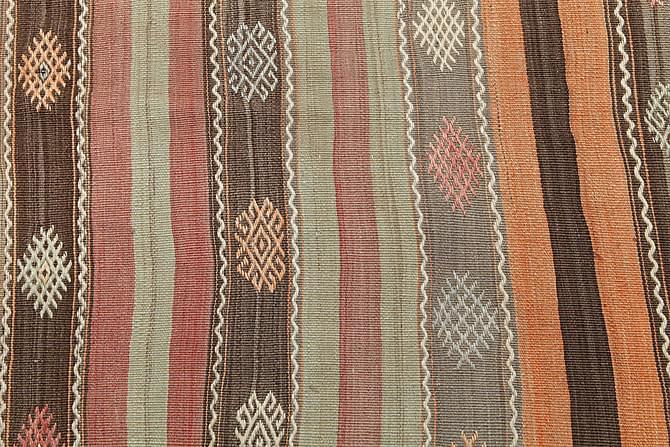 Stor Kelimmatto Antiikkimainen 166x333 - Monivärinen - Sisustustuotteet - Matot - Kelim-matot